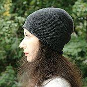 Аксессуары ручной работы. Ярмарка Мастеров - ручная работа Шапка вязаная женская, шапка мужская, шапка унисекс. Handmade.