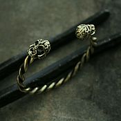Украшения handmade. Livemaster - original item bracelet Viking. Handmade.