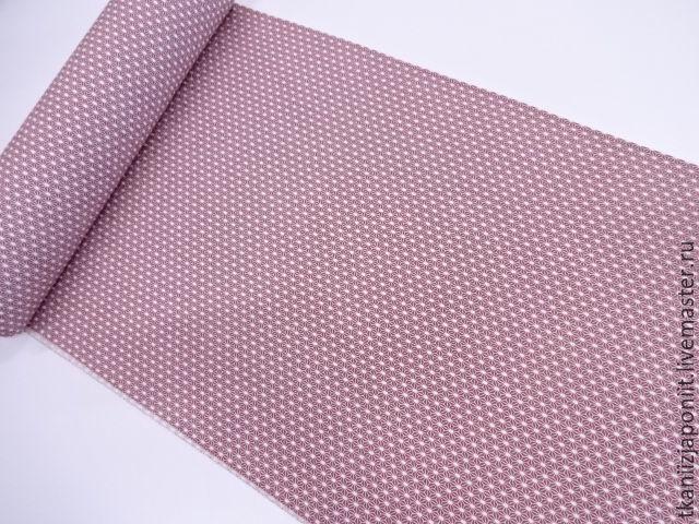 Japanese silk 'Geometric', Fabric, Chelyabinsk,  Фото №1