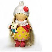 Куклы и игрушки ручной работы. Ярмарка Мастеров - ручная работа Кукла Радость. Handmade.