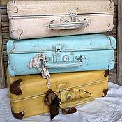 Для дома и интерьера handmade. Livemaster - original item Suitcases different. Handmade.