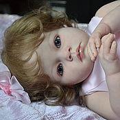 Куклы и игрушки ручной работы. Ярмарка Мастеров - ручная работа И так, она звалась Татьяна.... Handmade.