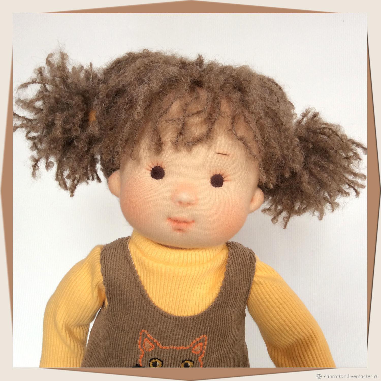 Вальдорфская кукла Катюша, Вальдорфские куклы и звери, Клин,  Фото №1