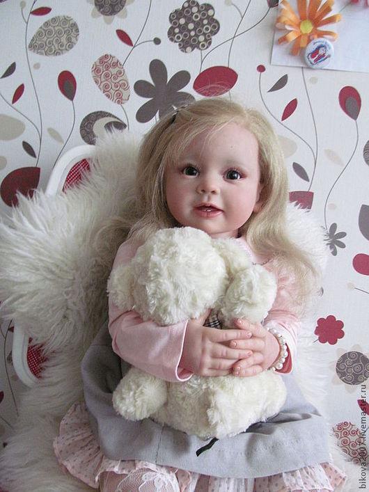 Куклы-младенцы и reborn ручной работы. Ярмарка Мастеров - ручная работа. Купить Аврора- кукла реборн. Handmade. Бежевый, генезис