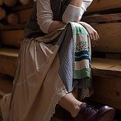 Одежда ручной работы. Ярмарка Мастеров - ручная работа Юбка Бохо двухсторонняя. Handmade.