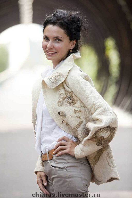 """Верхняя одежда ручной работы. Ярмарка Мастеров - ручная работа. Купить пальто """"Гербарий.Маки"""". Handmade. Пиджак пальто"""