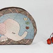 Сумки и аксессуары handmade. Livemaster - original item japanese coin the elephant and the ant. Handmade.
