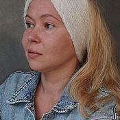 Аксессуары handmade. Livemaster - original item Double headband on the head
