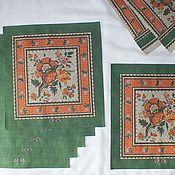 Для дома и интерьера handmade. Livemaster - original item Table linen set, 11 pieces. Handmade.