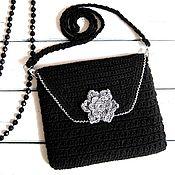 Сумки и аксессуары handmade. Livemaster - original item Bag cosmetic bag, backpack. Handmade.