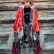"""Фен-шуй и эзотерика ручной работы. Ярмарка Мастеров - ручная работа ритуальная кукла-оберег """"Шаманка"""". Handmade."""