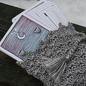 Фен-шуй и эзотерика ручной работы. Ярмарка Мастеров - ручная работа Мешочек для  The Wild Unknown Tarot (Дикое Неизвестное Таро). Handmade.