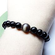 Украшения handmade. Livemaster - original item Bracelet agate Crescent. Handmade.