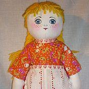 """Куклы и игрушки ручной работы. Ярмарка Мастеров - ручная работа Кукла """"Маруся"""". Handmade."""