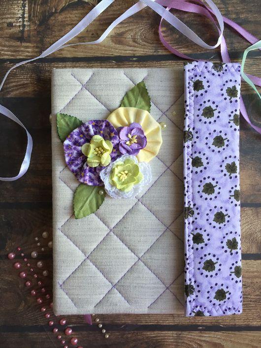 Блокноты ручной работы. Ярмарка Мастеров - ручная работа. Купить Блокнот Цветочный. Handmade. Блокнот ручной работы, блокнот в подарок