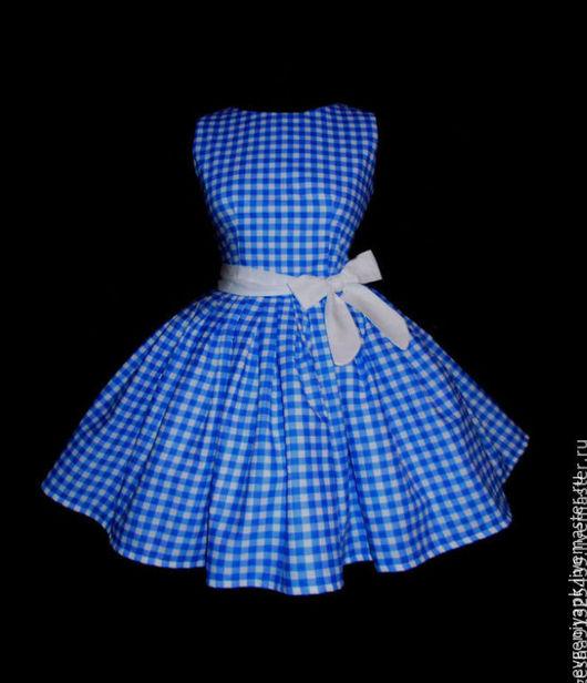 """Платья ручной работы. Ярмарка Мастеров - ручная работа. Купить Платье  """"Лазуревые Росы"""". Handmade. Голубой, найти платье"""