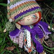 """Куклы и игрушки ручной работы. Ярмарка Мастеров - ручная работа """"Злата""""....Текстильная кукла. Handmade."""