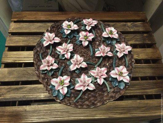 Персональные подарки ручной работы. Ярмарка Мастеров - ручная работа. Купить Фарфоровый цветок. Handmade. Цветы из фарфора, цветы