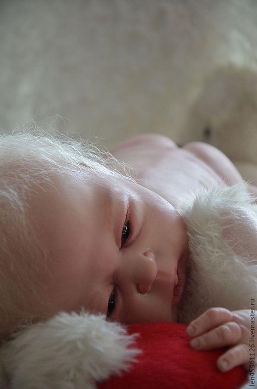Куклы-младенцы и reborn ручной работы. Ярмарка Мастеров - ручная работа. Купить Дашенька.. Handmade. Дакота, силикон - винил