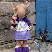 Куклы и игрушки ручной работы. Ярмарка Мастеров - ручная работа Лошадка Поли. Handmade.