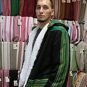 Одежда ручной работы. Ярмарка Мастеров - ручная работа Куртка мужская УЗОРНАЯ. Handmade.
