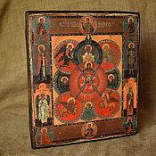 Картины и панно handmade. Livemaster - original item Icon on wood of the