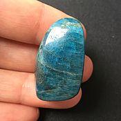 Фен-шуй и эзотерика handmade. Livemaster - original item Apatite blue natural stone, 22 g. Brazil. Handmade.