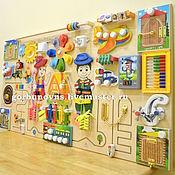 Куклы и игрушки handmade. Livemaster - original item Educational Module Baseband Board