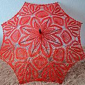 Аксессуары handmade. Livemaster - original item fishnet umbrella. Handmade.