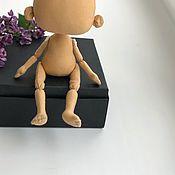 Куклы и пупсы ручной работы. Ярмарка Мастеров - ручная работа Выкройка текстильной куклы. Handmade.