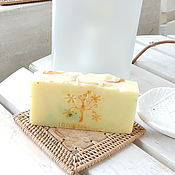 Косметика ручной работы handmade. Livemaster - original item Citron-natural soap from scratch. Handmade.