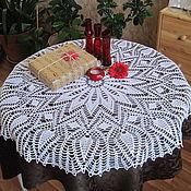 Для дома и интерьера ручной работы. Ярмарка Мастеров - ручная работа Скатерть № 13. Handmade.