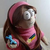 Куклы и игрушки ручной работы. Ярмарка Мастеров - ручная работа Мэйбл Пайнс (Гравити Фолз). Handmade.