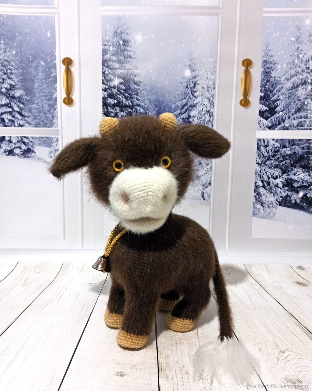 Yasha the bull, Stuffed Toys, Ufa,  Фото №1