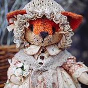 Куклы и игрушки ручной работы. Ярмарка Мастеров - ручная работа ЛисаВета.. Handmade.