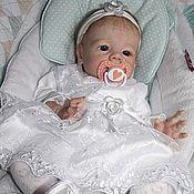 Куклы и игрушки handmade. Livemaster - original item Reborn doll Carlotta.. Handmade.