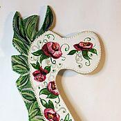 Для дома и интерьера handmade. Livemaster - original item Interior decoration - Zebra colors. Souvenir.. Handmade.