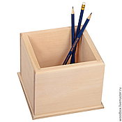 Материалы для творчества handmade. Livemaster - original item Sh151512 pencil Holder 151512 organizer for pens. Handmade.