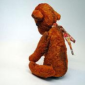 Куклы и игрушки ручной работы. Ярмарка Мастеров - ручная работа Мишка Рыжик РЕЗЕРВ. Handmade.
