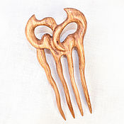 Украшения handmade. Livemaster - original item Hair clip-comb