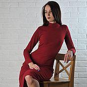 Одежда ручной работы. Ярмарка Мастеров - ручная работа Платье 023. Handmade.