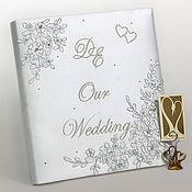 Свадебный салон handmade. Livemaster - original item Personalized wedding album. Handmade.