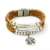Подарки к праздникам handmade. Livemaster - original item Eco bracelet women`s cancers cancer gift wood handmade. Handmade.