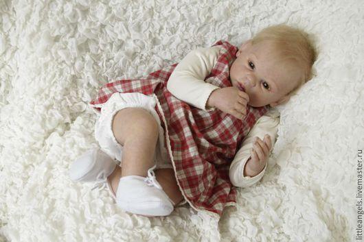 Куклы-младенцы и reborn ручной работы. Ярмарка Мастеров - ручная работа. Купить Полина. Handmade. Кукла, кукла на заказ