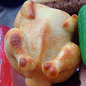 """Косметика ручной работы. Ярмарка Мастеров - ручная работа Мыло """"Курица"""" - мыло для настоящих мужчин!)). Handmade."""