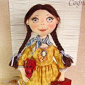 Куклы и игрушки ручной работы. Ярмарка Мастеров - ручная работа София путешественница. Handmade.