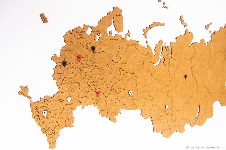 Наша карта россии фото
