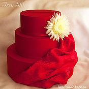 Свадебный салон ручной работы. Ярмарка Мастеров - ручная работа Торт для денег на свадьбу. Handmade.