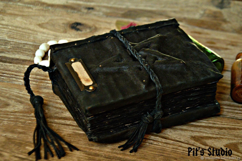 Книга Теней формата А6, Эзотерические аксессуары, Москва, Фото №1