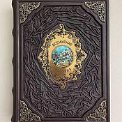 Сувениры и подарки handmade. Livemaster - original item World History (Leather gift Book). Handmade.